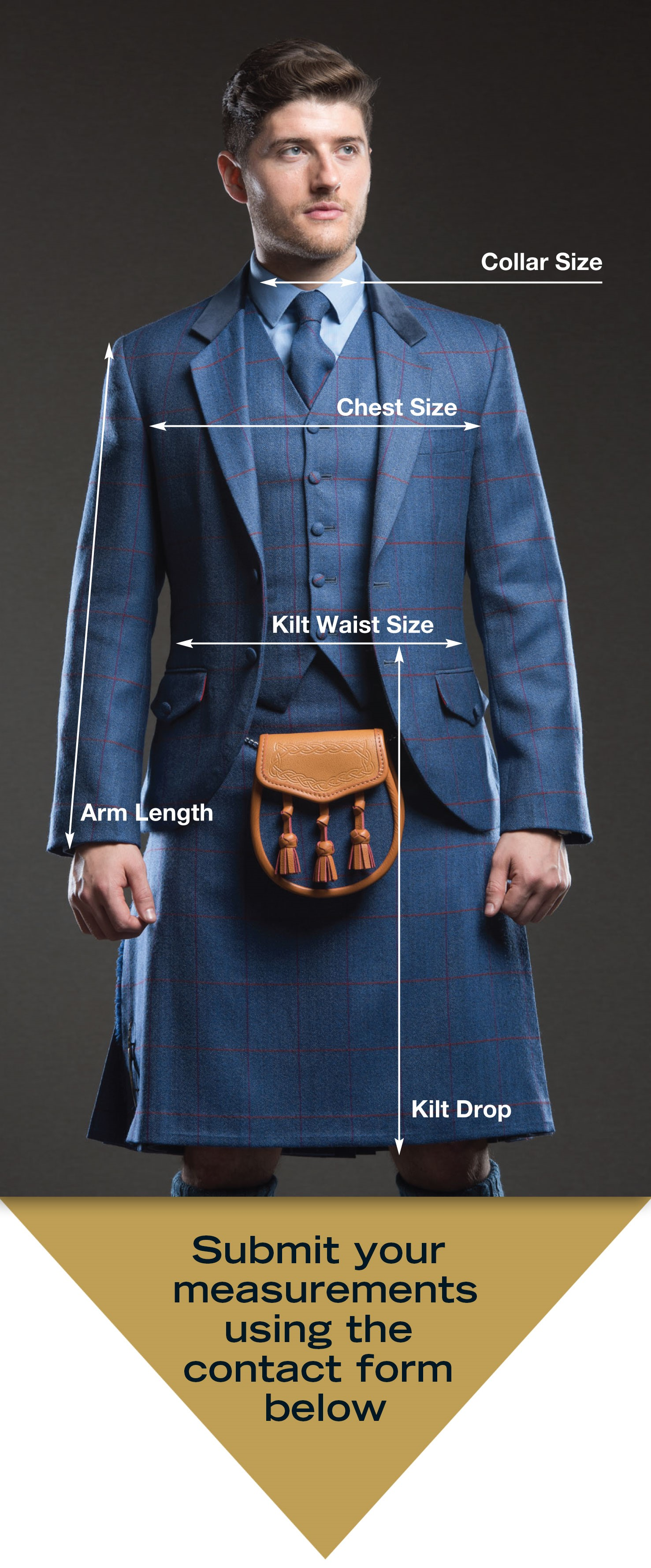 Kilt Fitting Guide